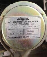Used Tested Working TS3422N6E92 DC SERVO MOTOR ENCODER