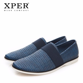 Men Loafers Shoes by XPER 1