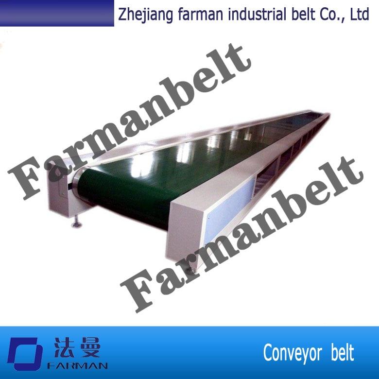 цена на Professional manufacturer best selling pu conveyor belt
