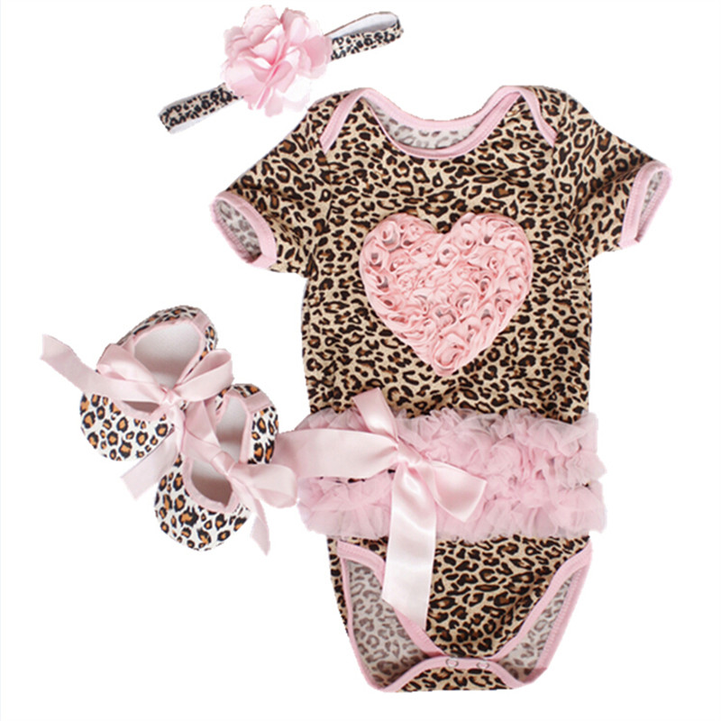 Aliexpress.com : Buy 3 Colors Newborn Baby girl clothes sets ...