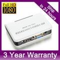 1080 P Аудио VGA для HDMI HD HDTV Video Converter Box Адаптер для Портативных ПК DVD