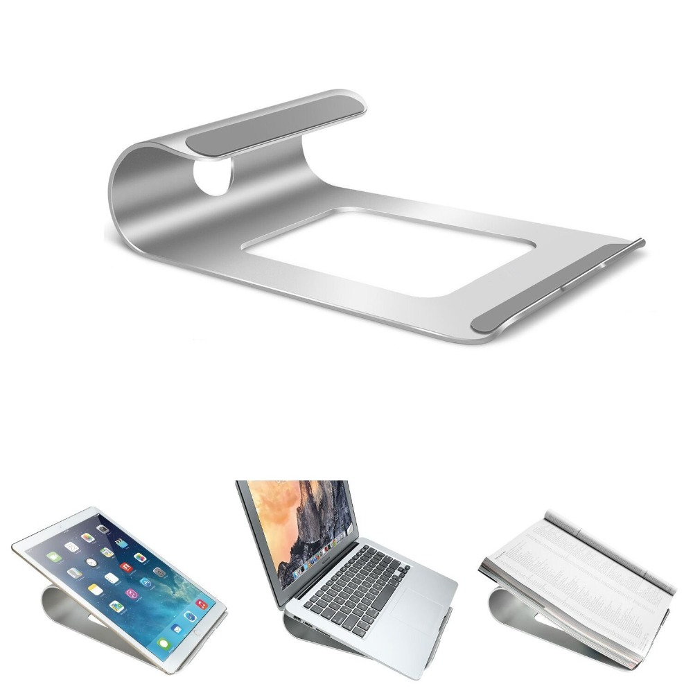 1PC Folding Bracket Laptop Tablet  Notebook Rack Metal Lazy Stand Holder New