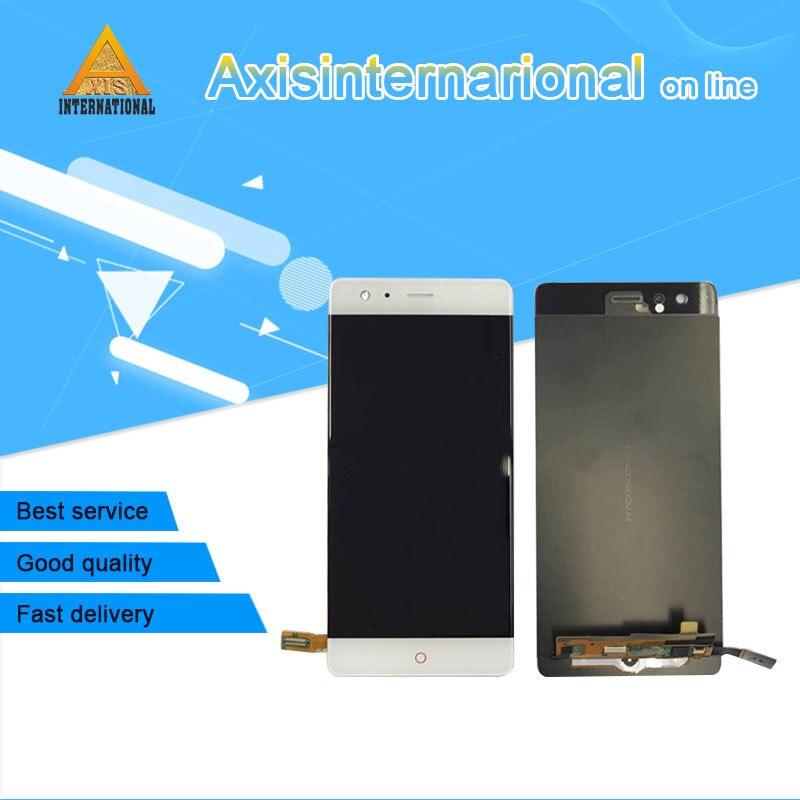 Axisinternational Pour 5.5 ZTE Nubia Z17 NX563J LCD écran affichage + écran tactile digitizer pour ZTE Nubia Z17 NX563J remplacement
