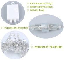3M x 3M 300 LED Wedding string Light | LED String Curtain Decor