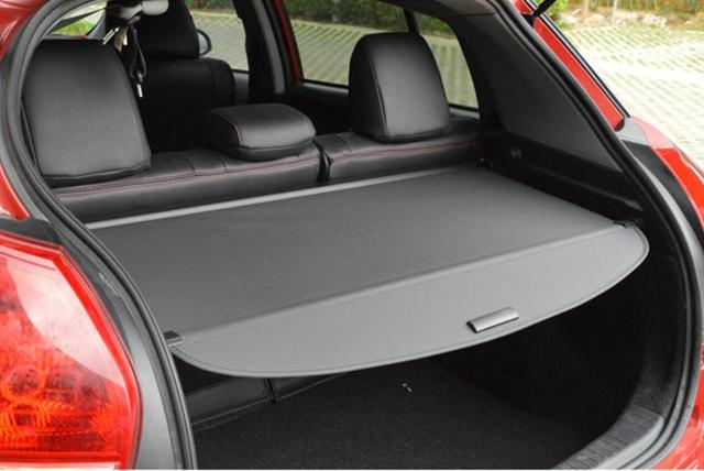 Voor Toyota Yaris L 2014 2015 2016 2017 Kofferbak Cargo Cover Security Shield Screen Schaduw Hoge Kwal Auto Accessoires|Chromium Styling|   -