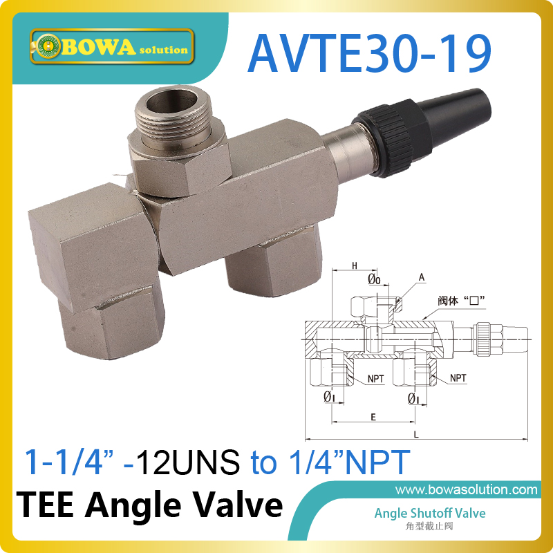 three-way valve can be fitted to a vessel of any size, to enable safe, easy and economical replacement of pressure relief device three way valve allows a pressure relief device to be replaced in situ without removing the system refrigerant charge