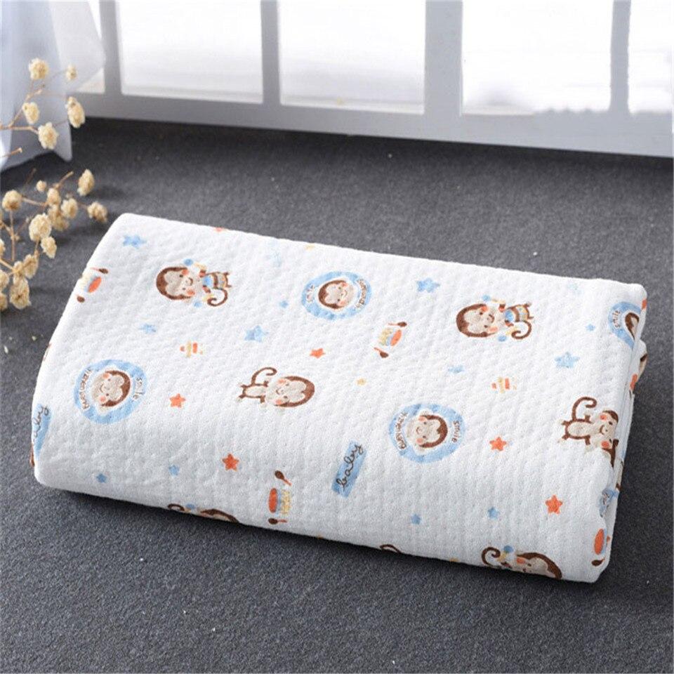Waterdicht Bed Matrasbeschermer Babyluier Aankleedkussen Pasgeboren - Luiers en zindelijkheidstraining - Foto 5
