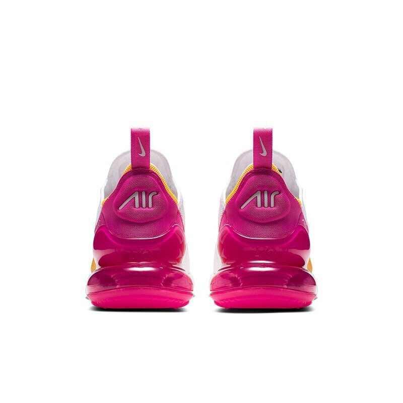 الأصلي أصيلة 2019 جديد وصول نايك Air Max 270 المرأة احذية الجري في الهواء الطلق تنفس خفيفة الوزن أحذية رياضية CI1963-166