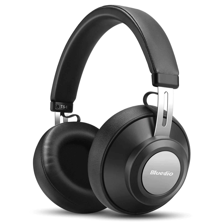 Casque Bluetooth sans fil rationalisé avec cache-oreilles doux et respectueux de la peau Microphone intégré casque d'écoute de musique stéréo 3D
