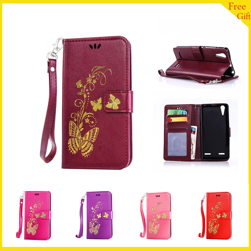 Case For Lenovo A 6000 A6000 Plus l A6000-l A6000l Phone Leather Cover Case For Lenovo A <font><b>6010</b></font> A6010 Plus 6010Plus Case Silicone image