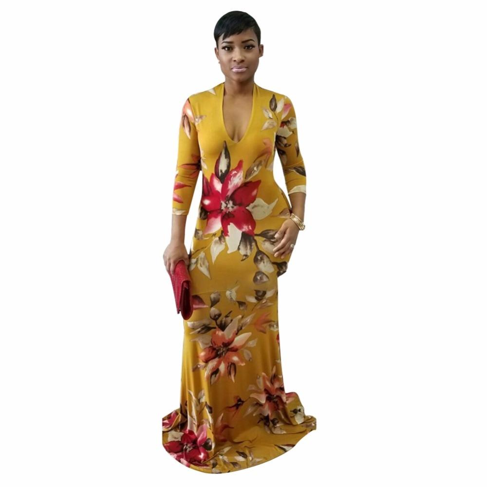 Popular Ladies Maxi Dresses Online-Buy Cheap Ladies Maxi Dresses ...