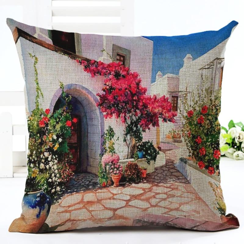 2016 Hot Selling American Town Home Decorative Sofa Cushion Throw - Home Textile - Photo 6