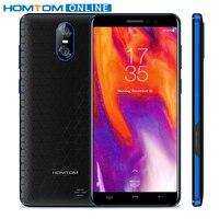 HOMTOM S12 5 0 Inch 18 9 Full Screen Smartphone 2750mAh 1GB 8GB MTK6580 Quad Core