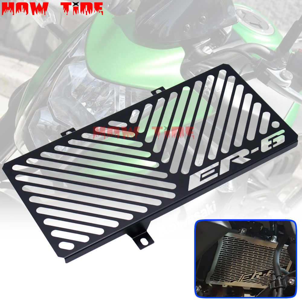 FREE SHIPPING For Kawasaki ER6N ER6F ER-6N/F 2012 2013 2014 2015 16 Motorcycle Accessories Radiator Grille Guard Cover ProtectorFREE SHIPPING For Kawasaki ER6N ER6F ER-6N/F 2012 2013 2014 2015 16 Motorcycle Accessories Radiator Grille Guard Cover Protector