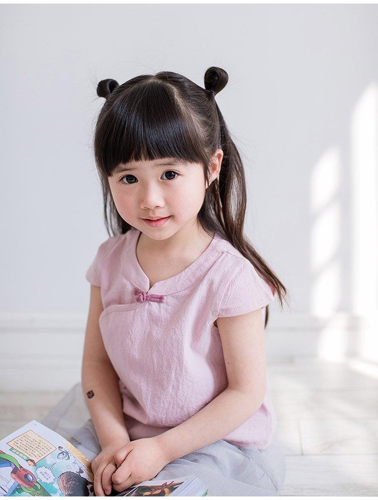 2018 new Children's clothing girls summer models baby short-sleeved - Children's Clothing - Photo 5