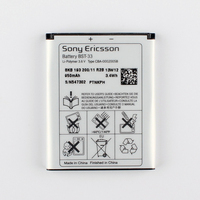 Original Sony BST 33 Battery For Sony Ericsson K790i K800 K800i K810 K810i K530 K550 K630