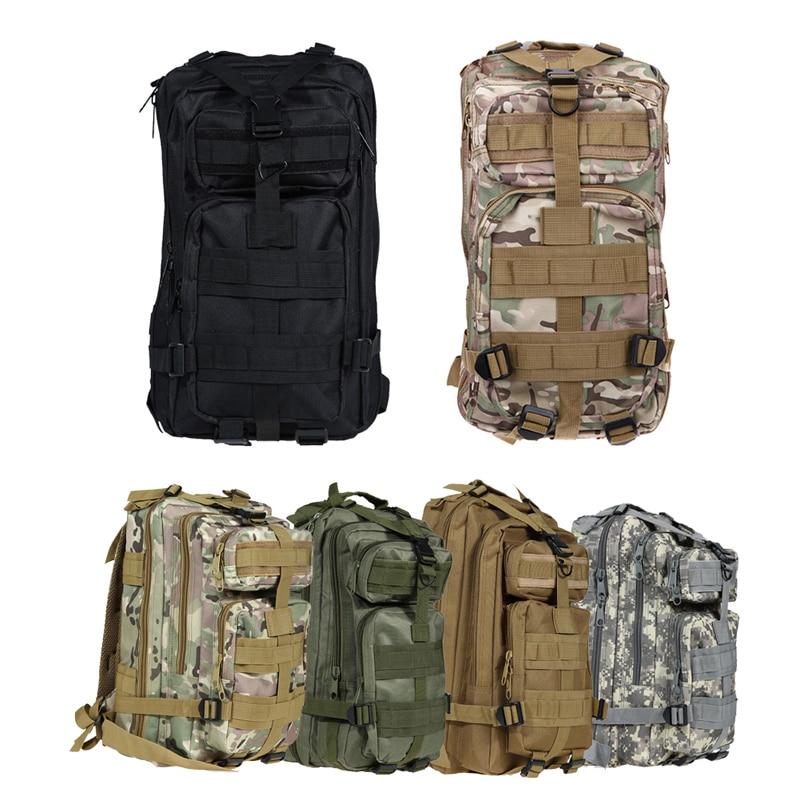 Al aire libre Táctico Bolsa de Bolsas de Deporte Militar mochila Del Morral Que