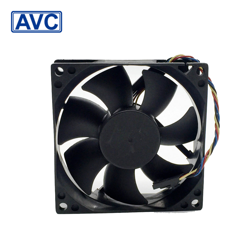 New Original for 80*80*25MM 8CM DS08025B12U 12V 0.70A double ball-bearing computer cooling fan for wholesale