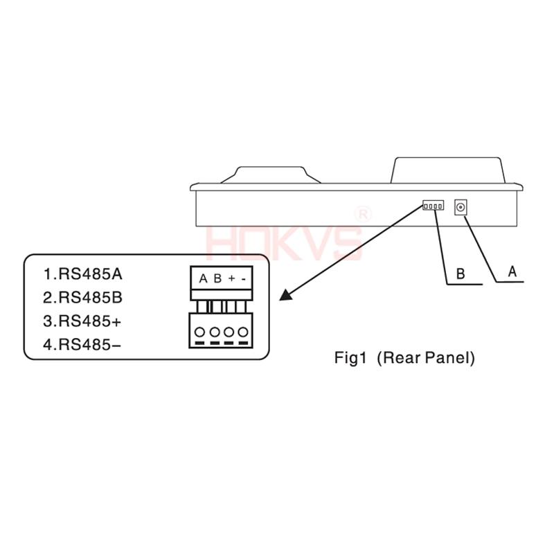 Rs 485 Rj45 Pinout Diagram - Wiring Diagrams