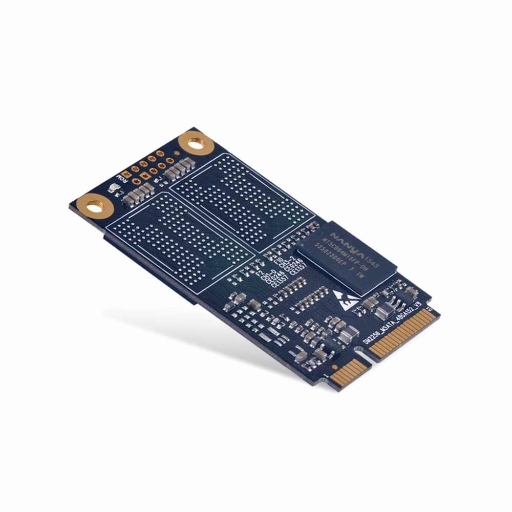 KingDian Diretta Della Fabbrica di Garanzia Della Qualità MSATA3 SSD interno 496/382 MB/S 120GB 128GB