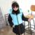 2016 de Inverno das Crianças Casaco Quente Crianças Jaqueta Com Capuz Estilo Longo Virgem Grande Além de Veludo Menina Jaqueta de Algodão Acolchoado Grosso Outwear