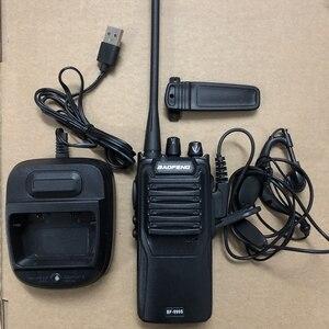 Image 4 - 2 sztuk baofeng 999S walkie talkie UHF 400 470mhz 5W potężny dwukierunkowy radio 16 kanałowy + kabel programowy