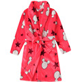 Hot 2016 Kids Bathrobe Winter Children 's Coral Velvet Robe Casual Boys Bathrobe Girls Flannel Bathrobes Fit 95-155cm