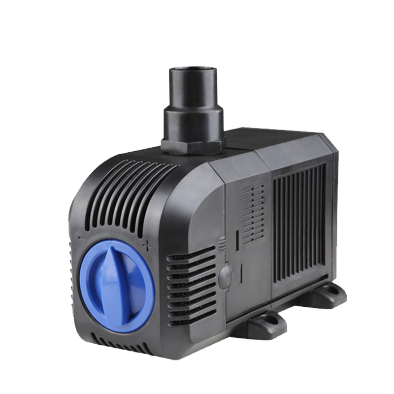 Submersible Hydroponics Water Pump Filter Pump Aquarium Fish Tank Circulation Pump Rockery Water Fountain Pump Super Quiet hy334 manual suction changing water abs pump for aquarium fish tank white blue 180cm