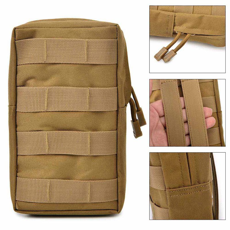 Airsoft Sports Military 600D MOLLE Pouch Bag 11