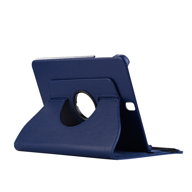 Black High Quality Tablet Accessories For Samsung Galaxy Tab S3 9.7 SM-820 SM-T825 Case PU Leather 360 Rotating Stand Cover Case