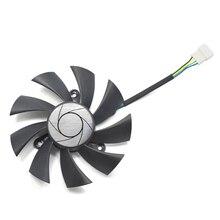 Новый 85 мм HA9015H12F-Z GTX 960 кулер вентилятор DC 12 V 0.55A Заменить Для Gigabyte NVIDIA GeForce GTX 960 GV-N960IXOC-4GD охлаждения карты