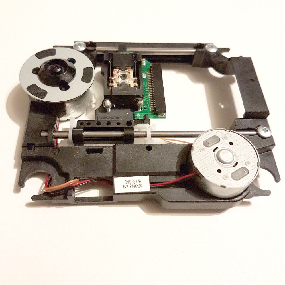 Marca novo e original CMS-S77R CMS-S77 SOH-DL5 SOH-DL5F SOH-DL5FL SOHDL5FV SOHDL5 SOHDL5FL SOH-DL5FV DVD laser com plástico