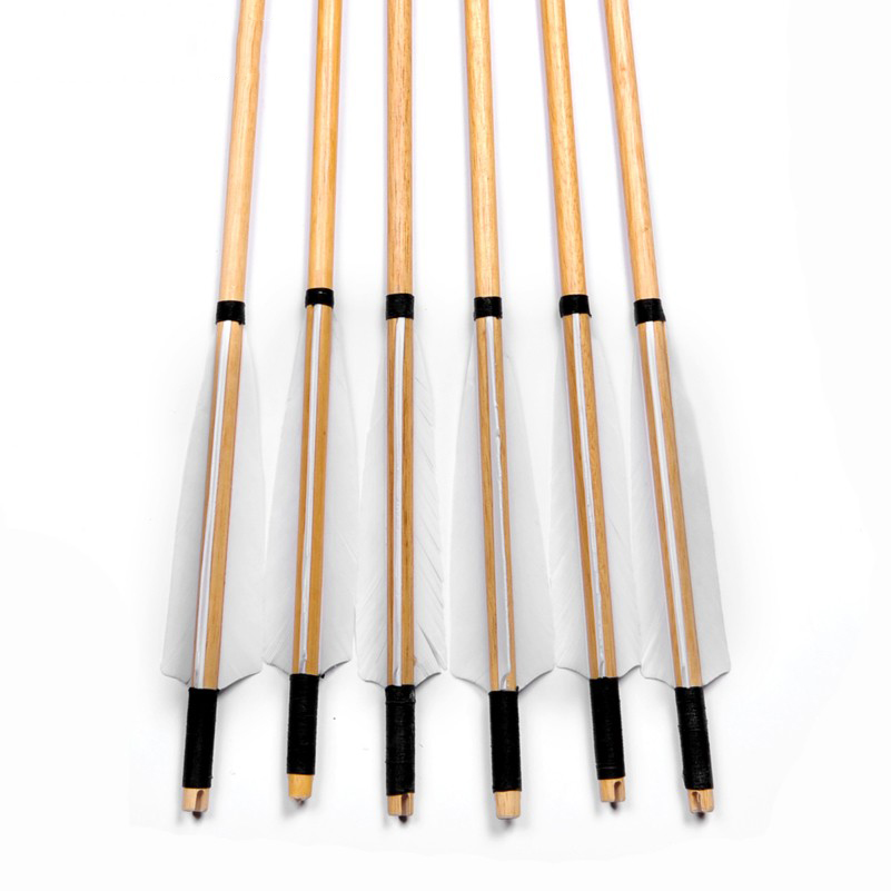 Natural Wooden Arrows