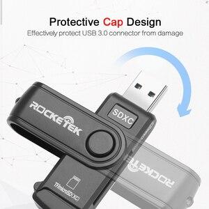 Image 4 - USB 3.0 Rocketek רב קורא כרטיס הזיכרון OTG סוג ג אנדרואיד מתאם קורא כרטיסים עבור מיקרו SD / הקוראים PC מחשב TF MicroSD