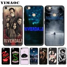 YIMAOC Riverdale pops south side JUGHEAD Soft Case for Xiaomi Redmi 4A Note 4X 5 Plus 5A Pro Prime