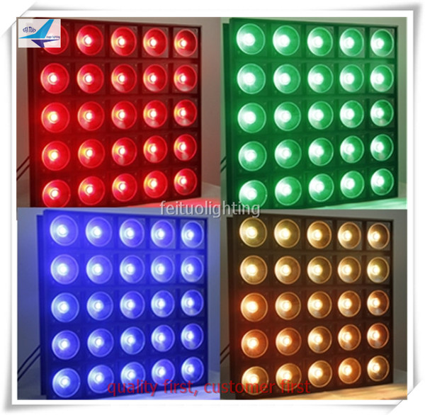 A- 1X innovative products Tri color 25x30w rgb led matrix flexible dot matrix display ...
