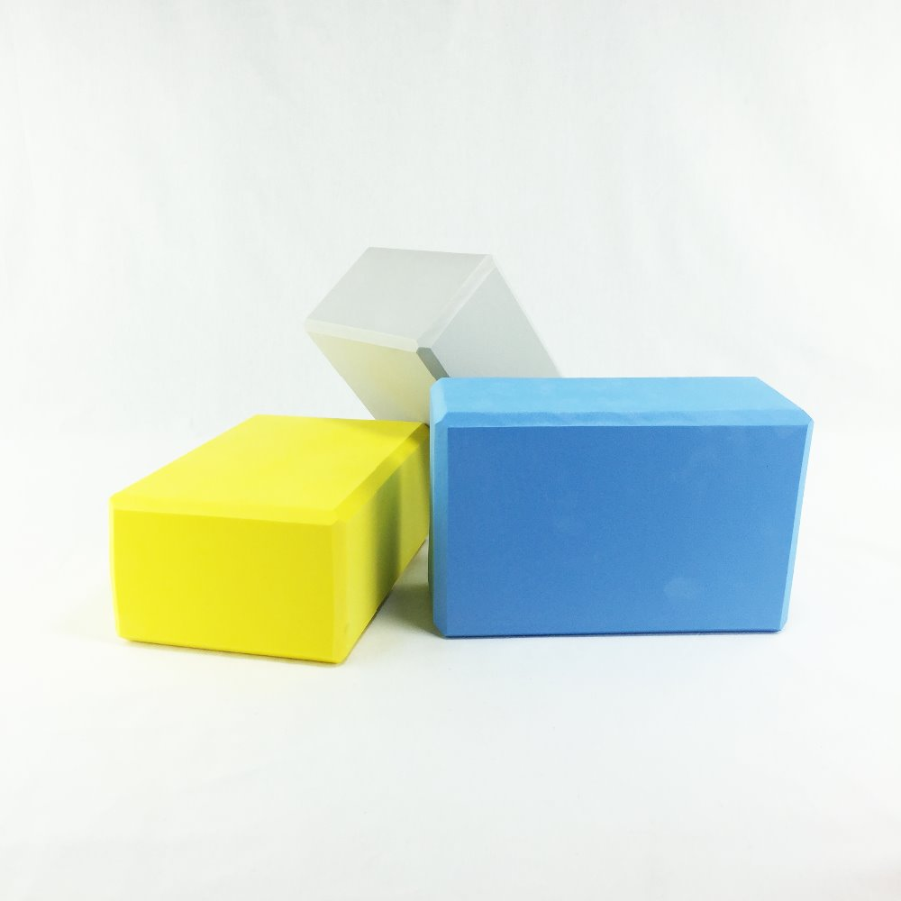 13 Colors available Yoga Blocks EVA High-Density 3
