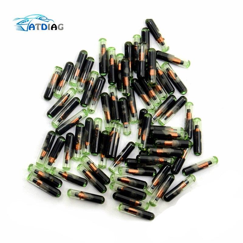 50PCS LOT Professional ID48 ID 48 ID 48 Glass Transponder Chip key transponder chip id48 id