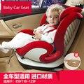 Envío libre y Alta Calidad de Coche de Bebé Asiento Infantil isofix Segura Asiento de coche/Niños Coche de Seguridad 6 Colores Para Los Niños 5-30 KG