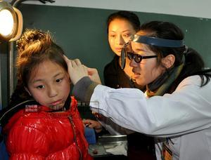Image 5 - אביזרי כלים ערכות מוצרי טיפוח מיוחד אף אוזן גרון מראה הקדמית (אוזן, האף וגרון) מראה הקדם חזיתית