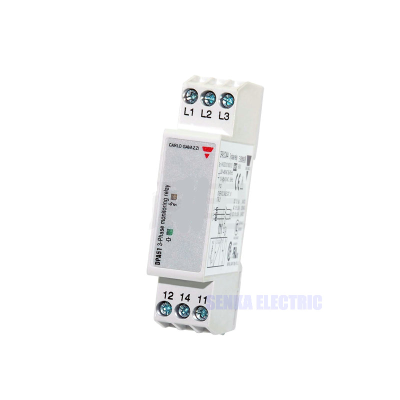 цены на 3P Phase Failure Relay Solid Phase Sequence Monitoring Relay DPA51CM44