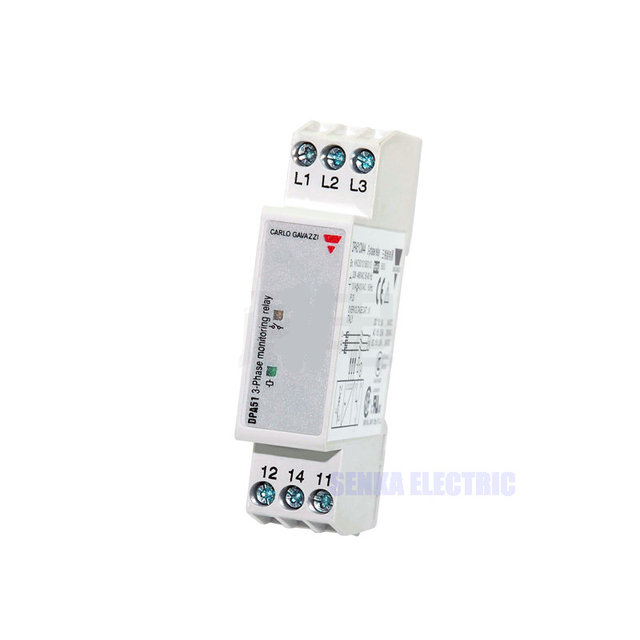 3P Phase Failure Relay Solid Phase Sequence Monitoring Relay