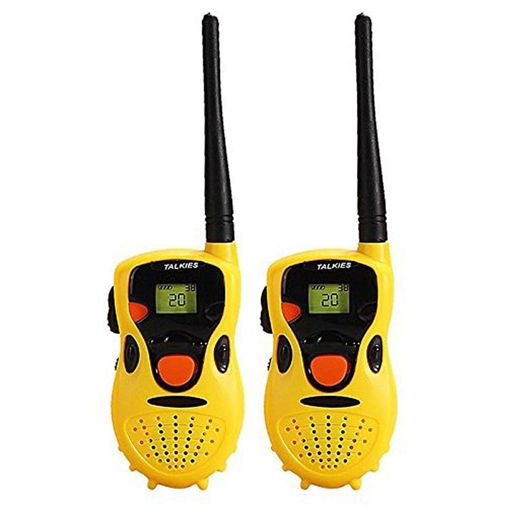 Toy Walkie Talkies kids boys watch gadgets smart electronics Baby hand talkies educational games children gifts walkie-talkie