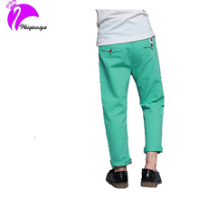 Baby Boys Pants 2017 High Quality Children Candy Color Cotton Long Trousers Straight Pants Hot Sale Casual Clothing