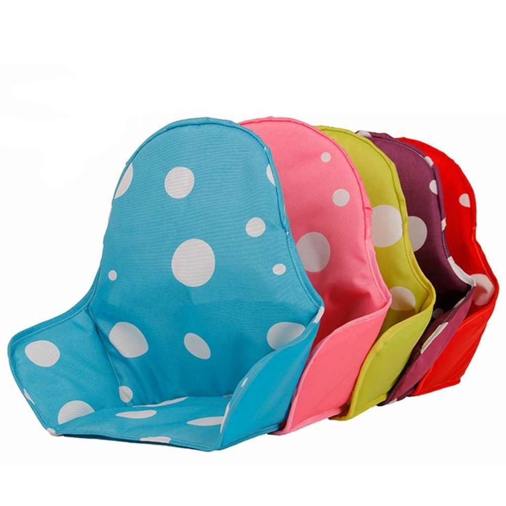 เด็กสูงเก้าอี้เบาะรองนั่งเบาะ Booster เสื่อเด็กที่นั่งที่นอนหมอน Cover รถรถเข็นเด็ก