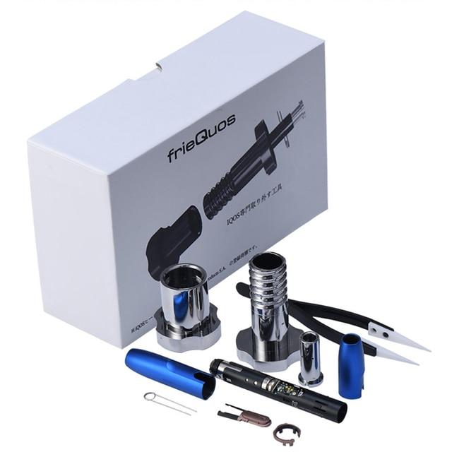 Nuovo strumento di smontaggio semplice fai da te per accessori IQOS 2.4 strumento di riparazione dellanello del pulsante della custodia sostituibile