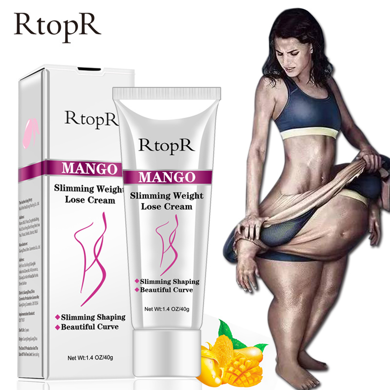 Mango Slimming Weight Lose Body Cream Slimming Shaping Create Beautiful Curve Firming Cellulite Body Anti Winkles Care TSLM2