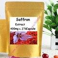 1 Empacar Azafrán Extracto de la Cápsula de 400 mg x 270 unids-Mejor Todos Supresor Del Apetito Natural Que Funciona