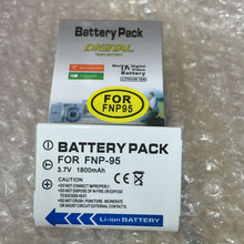 NP-95 lithium batteries FNP 95 Digital camera battery FNP95 For FUJIFILM F30 F31 F30 F31fd 3D W1 X100T X100S X100 X-S1 3DW1 XS1