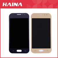 Haina 10pcs/lot LCD For Samsung Galaxy J1 Ace J110 J110F J110M J1 2015 LCD Display Screen with Touch Screen Digitizer Assembly